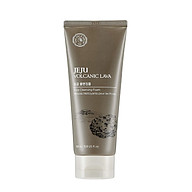 The Face Shop Jeju Volcanic Lava Pore Cleansing Foam For Facial Cleansing (150ml) thumbnail