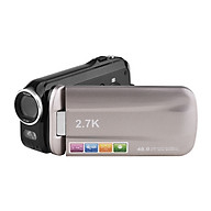 2.7K Ultra HD Mini Digital Video Camera DV Camcorder 48MP 3 Inch Rotatable LCD Touchscreen 18X Zoom Built-in LED Fill-in thumbnail
