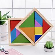 Bộ đồ chơi ghép hình bằng gỗ cho bé - Bộ đồ chơi ghép hình 17 mẫu ghép độc đáo thumbnail