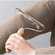 Cây chải tẩy cạo lông tơ lông xù cho quần áo, cashmer, len mịn [Tặng móc dán tường treo đồ] thumbnail