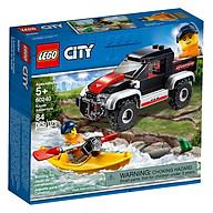 Mô hình Lego City - Chuyến Phiêu Lưu Cùng Thuyền Kayak 60240 thumbnail