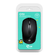 Chuột không dây G50 - dành cho dân văn phòng - Hàng Nhập Khẩu thumbnail