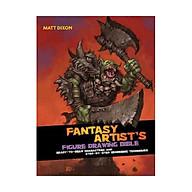 Fantasy Artist s Figure Drawing Bible thumbnail