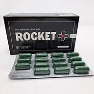 Thực phẩm chức năng Rocket + cải thiện sinh lý nam, làm chậm mãn dục, dùng hàng ngày thumbnail