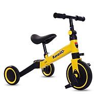 Xe chòi chân, xe đạp 3 bánh cho bé Sport Xe thăng bằng yên da, đồ chơi vận động cho trẻ DC024 thumbnail