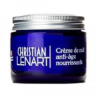 Kem Dưỡng Da Chống Lão Hóa Ban Đêm Christian Lenart Crème De Nuit Anti-Âge Nourrissante 60ml (Dưỡng ẩm, tái tạo và chống nhăn) thumbnail