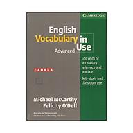 English Vocabulary In Use Advance thumbnail