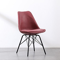 Ghế ăn hiện đại (kt 82x52x45cm) - Ghế ăn cao cấp - Giao màu ngẫu nhiên thumbnail