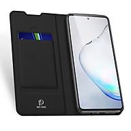 Bao da SamSung Galaxy A71 Dux Ducis Skin khung mềm - siêu mỏng - siêu mịn - Hàng chính hãng thumbnail