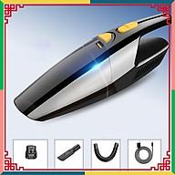 Máy hút bụi cầm tay mini trên ô tô và gia đình DS-X01 thumbnail