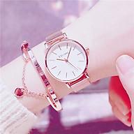 Đồng hồ nữ cao cấp (Tặng lắc tay) thumbnail