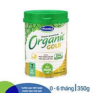 Sữa Bột Vinamilk Organic Gold Step 1 (350g Hộp Thiếc) thumbnail