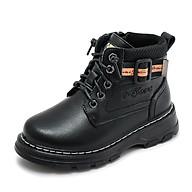 Giày da cho bé trai bé gái mùa thu và mùa đông mới của Hàn Quốc mã AJ08 thumbnail