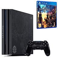 Bộ Máy Ps4 Pro Kingdom Hearts 3 limited edition -Hàng nhập khẩu thumbnail