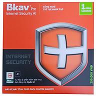 Phần Mềm Diệt Virus BKAV Profressional 1 PC 12 Tháng - Hàng Chính Hãng thumbnail
