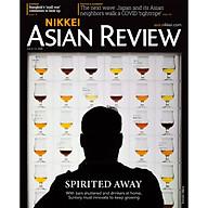 Nikkei Asian Review Spirited Away - 27.20, tạp chí kinh tế nước ngoài, nhập khẩu từ Singapore thumbnail