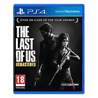 Đĩa Game PlayStation PS4 Sony The Last Of Us Remastered Hệ Asia - Hàng Nhập Khẩu thumbnail