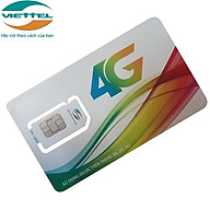 Sim 4G Viettel V120 Tặng 2GB Ngày, Miễn Phí Gọi Nội Mạng, 50 Phút Ngoại Mạng - Hàng Chính Hãng thumbnail