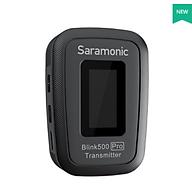 Bộ phát tín hiệu micro Saramonic Blink 500 Pro TX Hàng Chính Hãng thumbnail