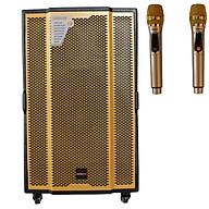 Loa Kéo Di Động Karaoke Bass 40 HATACHI HTC-15C (1500W) 4 Tấc - Chính Hãng thumbnail