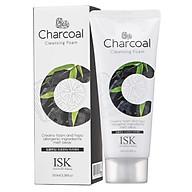 Sữa Rửa Mặt Than Hoạt Tính Sạch Nhờn, Ngừa Mụn Beauskin ISK Charcoal Cleansing Foam Hàn Quốc (100ml Tuýp) thumbnail