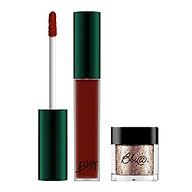 Combo Son kem lì Bbia Last Velvet Lip Tint Asia Edition 5g - A5 Hoian Brick và Hủ nhũ mắt Bbia Pigment 1.8g thumbnail