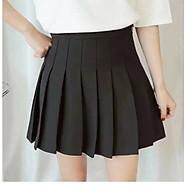 Chan váy NGẮN XẾP LY cá tính, thoiar mái thumbnail
