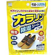 Bộ 2 Gói khử mùi làm thơm giày dành cho nữ - Hàng nội địa Nhật thumbnail
