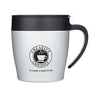 Cốc pha cafe, pha trà inox 304 tặng kèm muỗng inox thumbnail