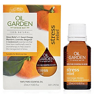 Oil Garden Medicinal Oil Stress Relief Oil 25ml thumbnail