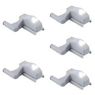 5 đèn led gắn bản lề tủ thumbnail