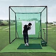 Bộ Lưới Tập Swing Golf 3m x 3m - PGM LXW001 thumbnail
