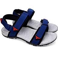 Giày Sandal Việt Thủy Quai Chéo VT2 - Xanh Dương - Kèm Balo Túi Rút Đặc Biệt thumbnail