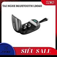 Tai Nghe Bluetooth Không Dây SINO LB0060 - Âm Thanh Sống Động - Thiết Kế Chống Ồn - Hàng Chính Hãng thumbnail
