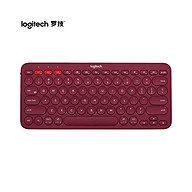 Logitech K380 Wireless Bluetooth 3.0 Keyboard EASY-SWITCH Keyboard Multi-device Connection Multiple Operating Systems thumbnail
