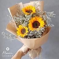 Bó hoa hướng dương - Sunny thumbnail