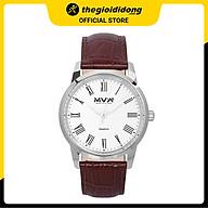 Đồng hồ Nam MVW ML023-01 - Hàng chính hãng thumbnail