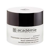 Kem chống tác động của ô nhiễm môi trường - PROGRAMME OXYGENANT STIMULANT - Academie Scientifique de Beaute thumbnail