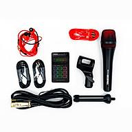 Combo trọn bộ mic thu âm chính hãng Takstar MX1 mini, tai nghe Ts-2260 và đầy đủ phụ kiện thu âm, livestream, hát karaoke online - AVSTAR - hàng chính hãng thumbnail