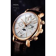 Đồng hồ nam HAZEAL H6005-1 chính hãng Thụy Sỹ thumbnail
