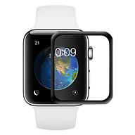 Miếng Dán Cường Lực GLASS PRO+ Cho Apple iWatch Apple Watch 38 mm 40 mm 42 mm 44 mm Full keo - Hàng Chính Hãng thumbnail