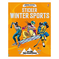 Usborne Sticker Winter Sports thumbnail