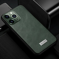 Ốp Lưng Da SULADA Viền silicon cho iPhone 11 Pro - Hàng Chính Hãng thumbnail