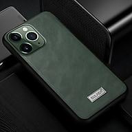 Ốp Lưng Da SULADA Viền silicon cho iPhone 11 - Hàng Chính Hãng thumbnail