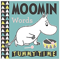 Moomin Baby Words Tummy Time Concertina Book thumbnail
