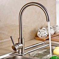 Vòi rửa bát cao cấp 2 đường nước thumbnail