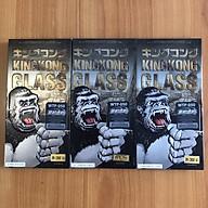 Kính Cường Lực iPhone 12 Series KINGKONG 3D Full Màn Trong Suốt - Hộp Sắt Cao Cấp - Chính Hãng WK thumbnail