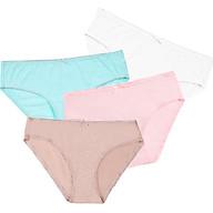 Combo 04 quần lót nữ cotton Vera 7166 thumbnail
