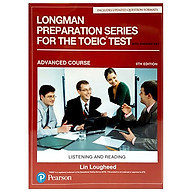 Longman Preparation Series for the TOEIC Test Listening and Reading (6th Edition) Student Book - Level Advanced with MP3 & Answer Key thumbnail