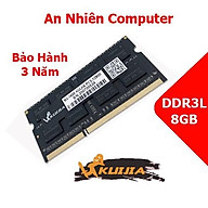 Ram Laptop KUIJIA 8GB DDR3 PC3L bus 1600- Hàng Nhập Khẩu thumbnail